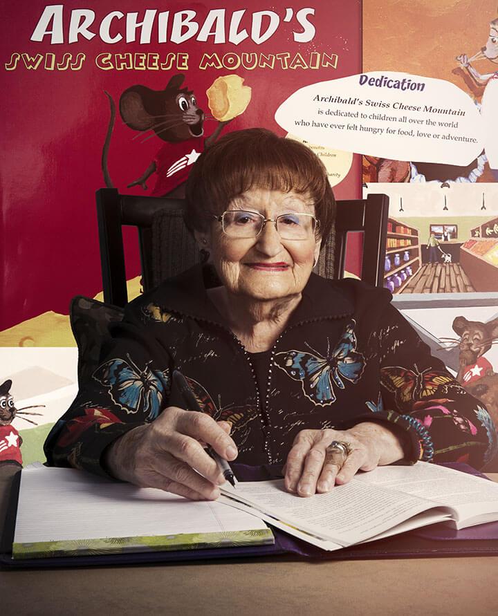 Centenarian - Sylvia Leiberman