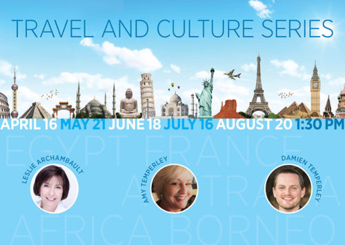 TRAVEL AND CULTURE SERIES