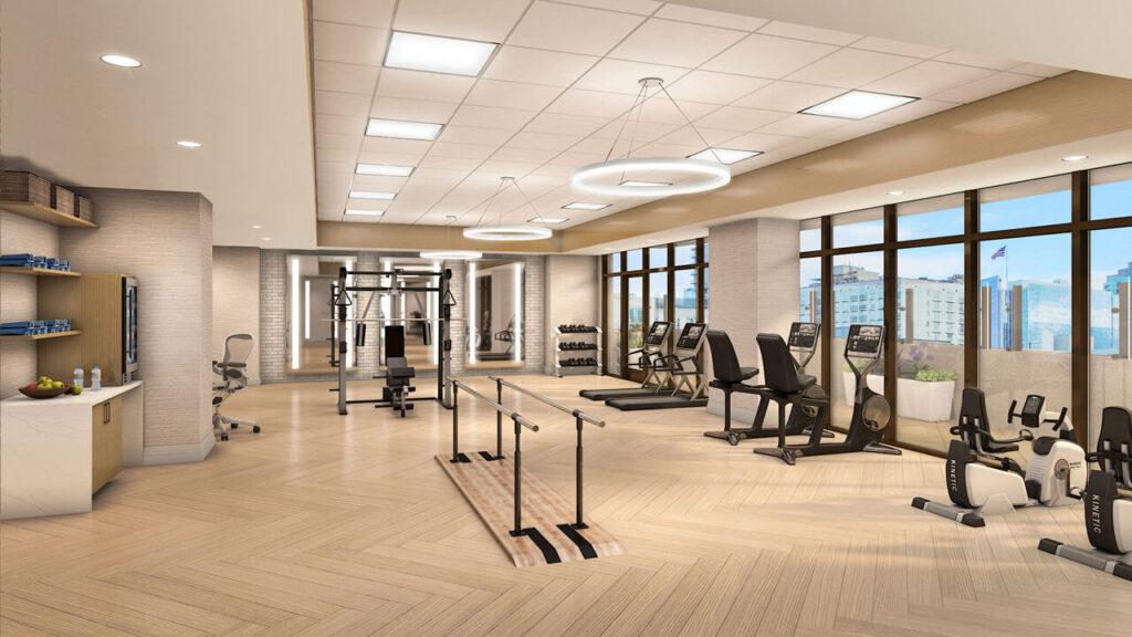 La Jolla - Fitness Center