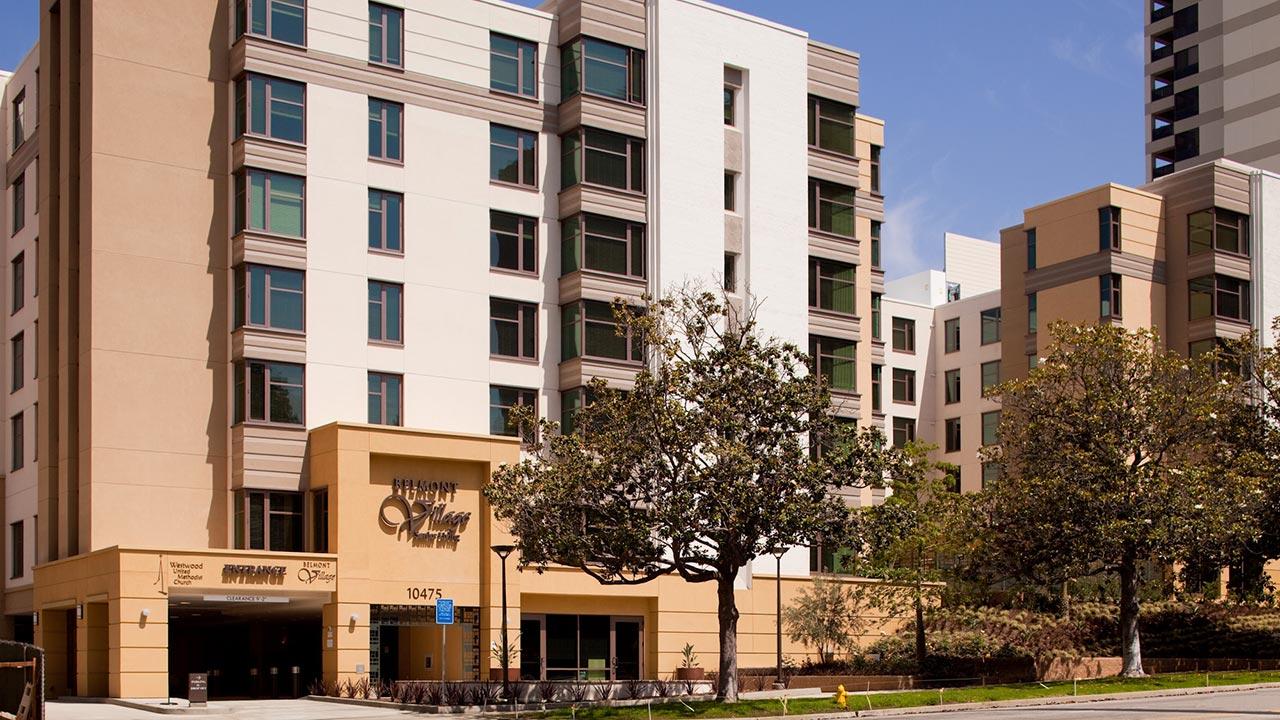 Westwood Los Angeles California Belmont Village