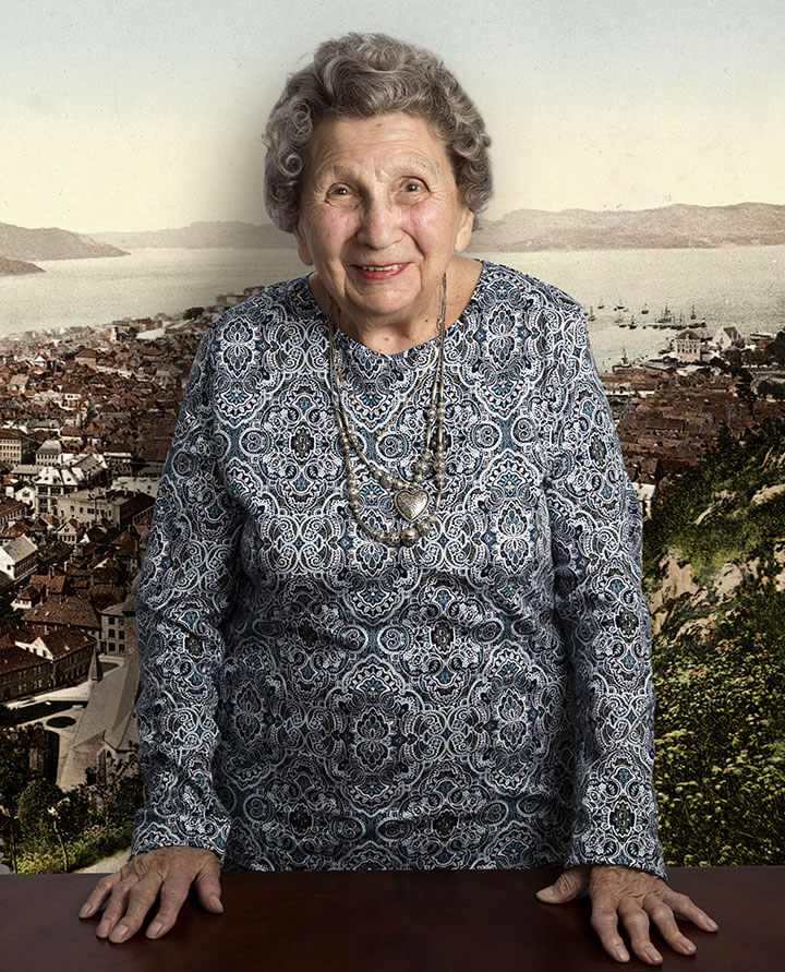 Centenarian - Karin Jaeger
