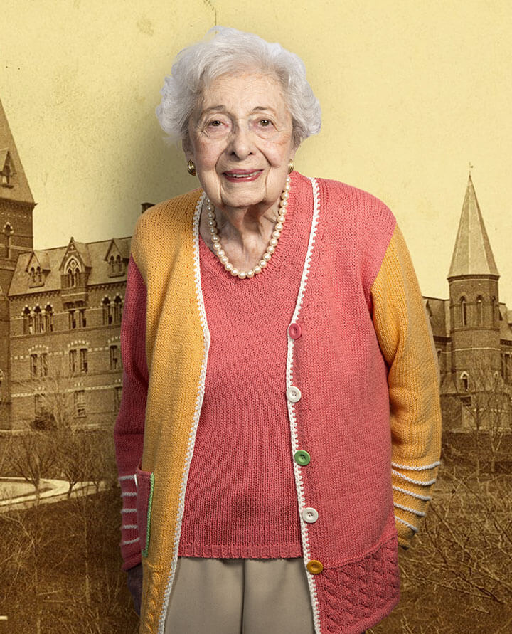 Centenarian - Ruth Meyrowitz