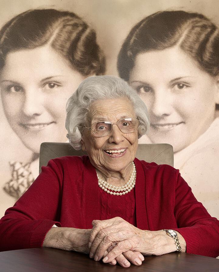 Centenarian - Sophia Boltacz