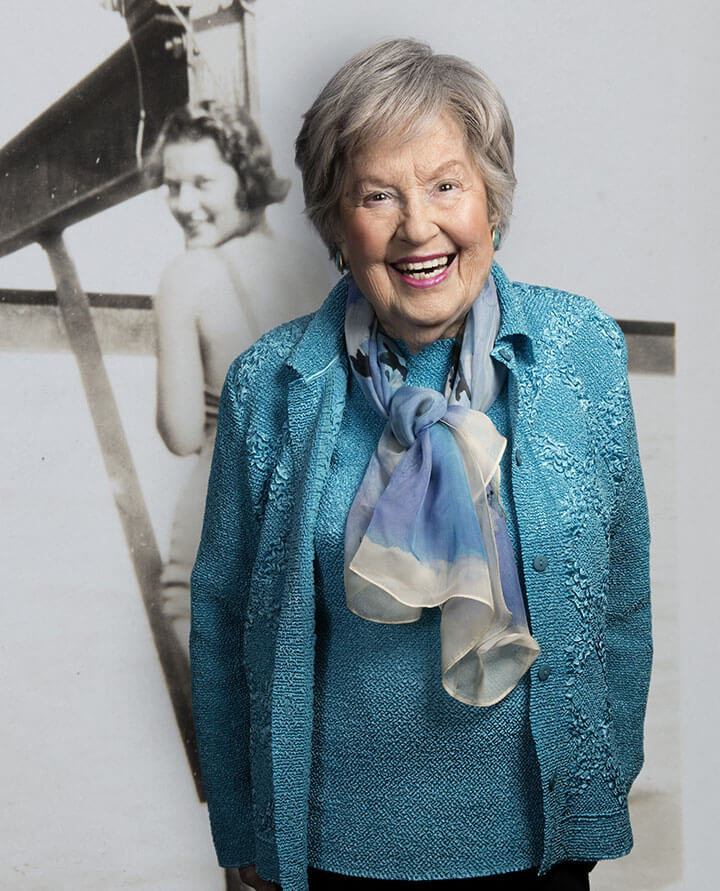Centenarian - Susan Linderbaum