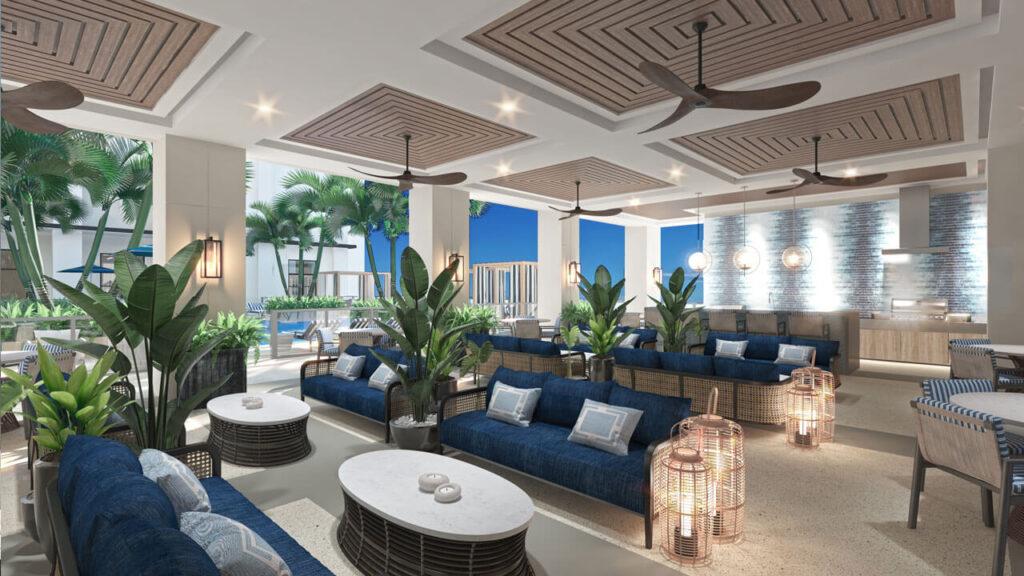 Coral Gables - Terrace