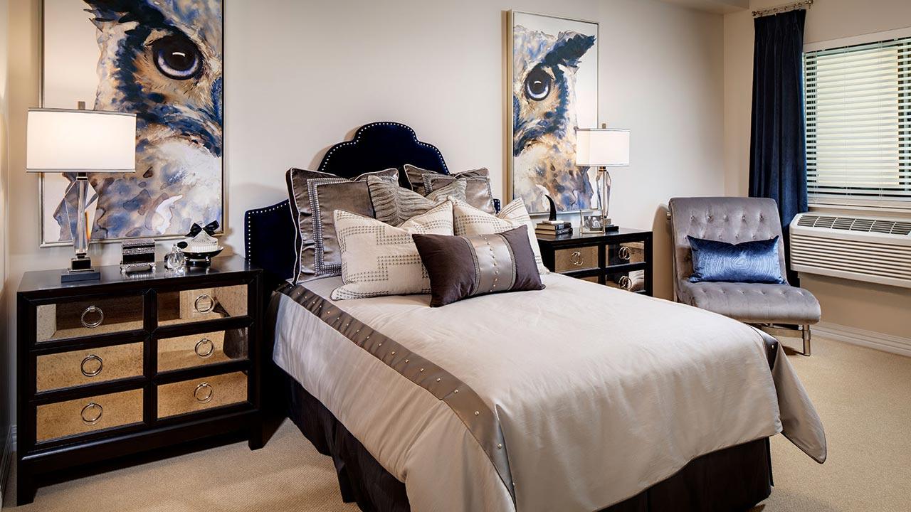 Calabasas Bedroom