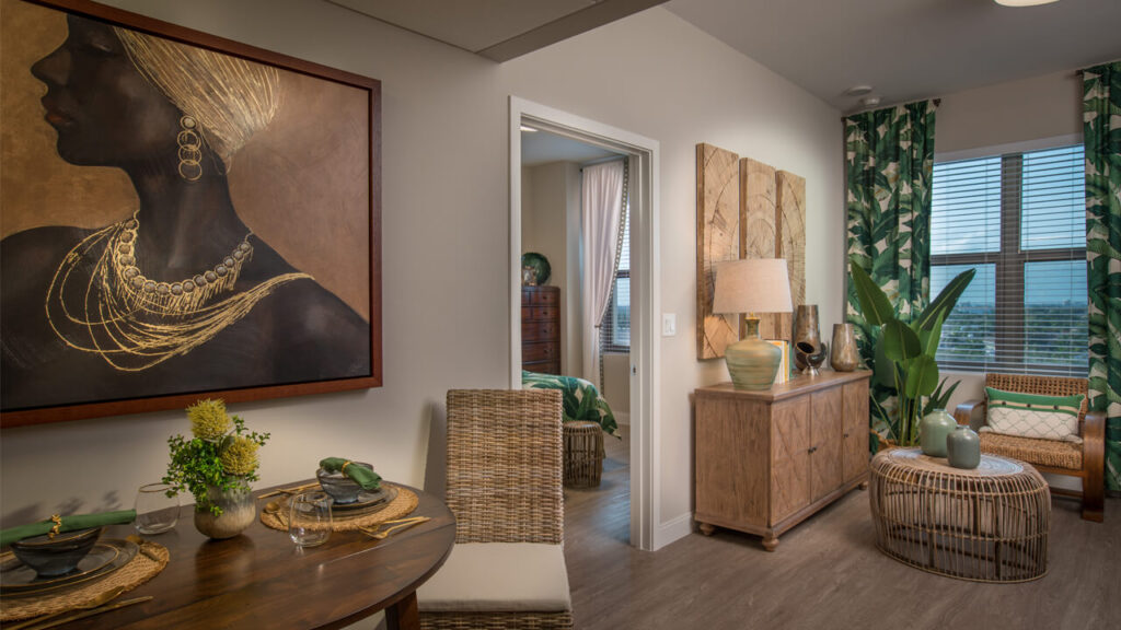 Fort Lauderdale - Living Room