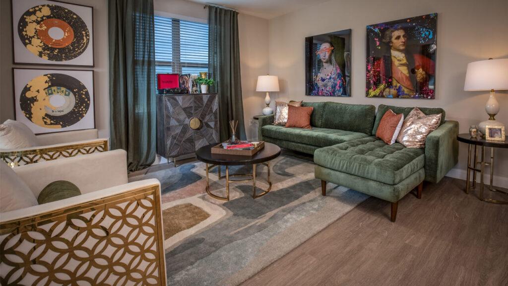 Fort Lauderdale - Living Room 2