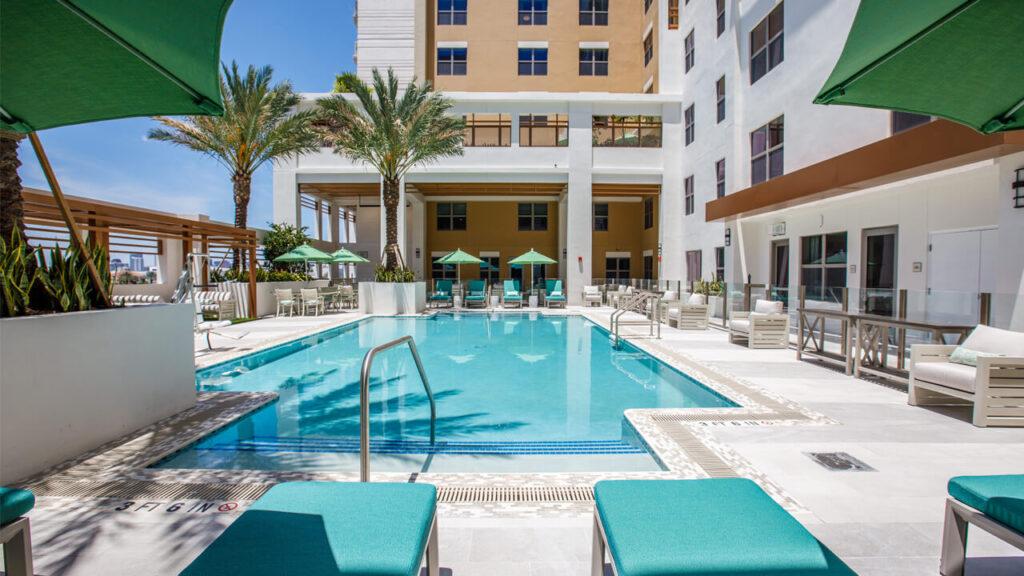Fort Lauderdale - Pool Area