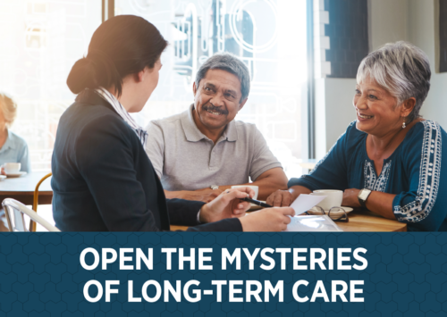 Open the Mysteries of Long-Term Care