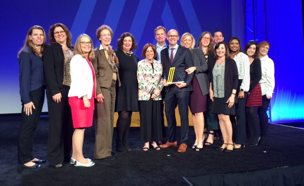 Westwood Executive Director Earns Community Leadership Award