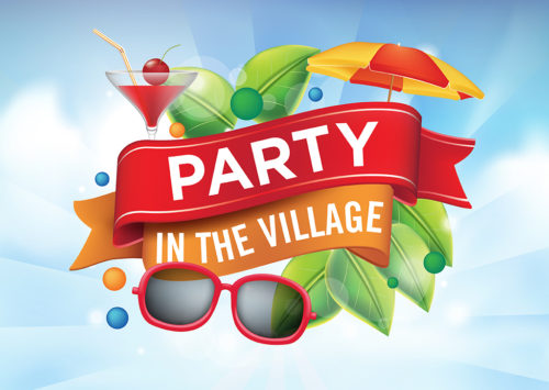 PARTY IN THE VILLAGE