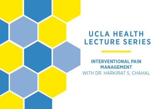 UCA Health Lecture Series