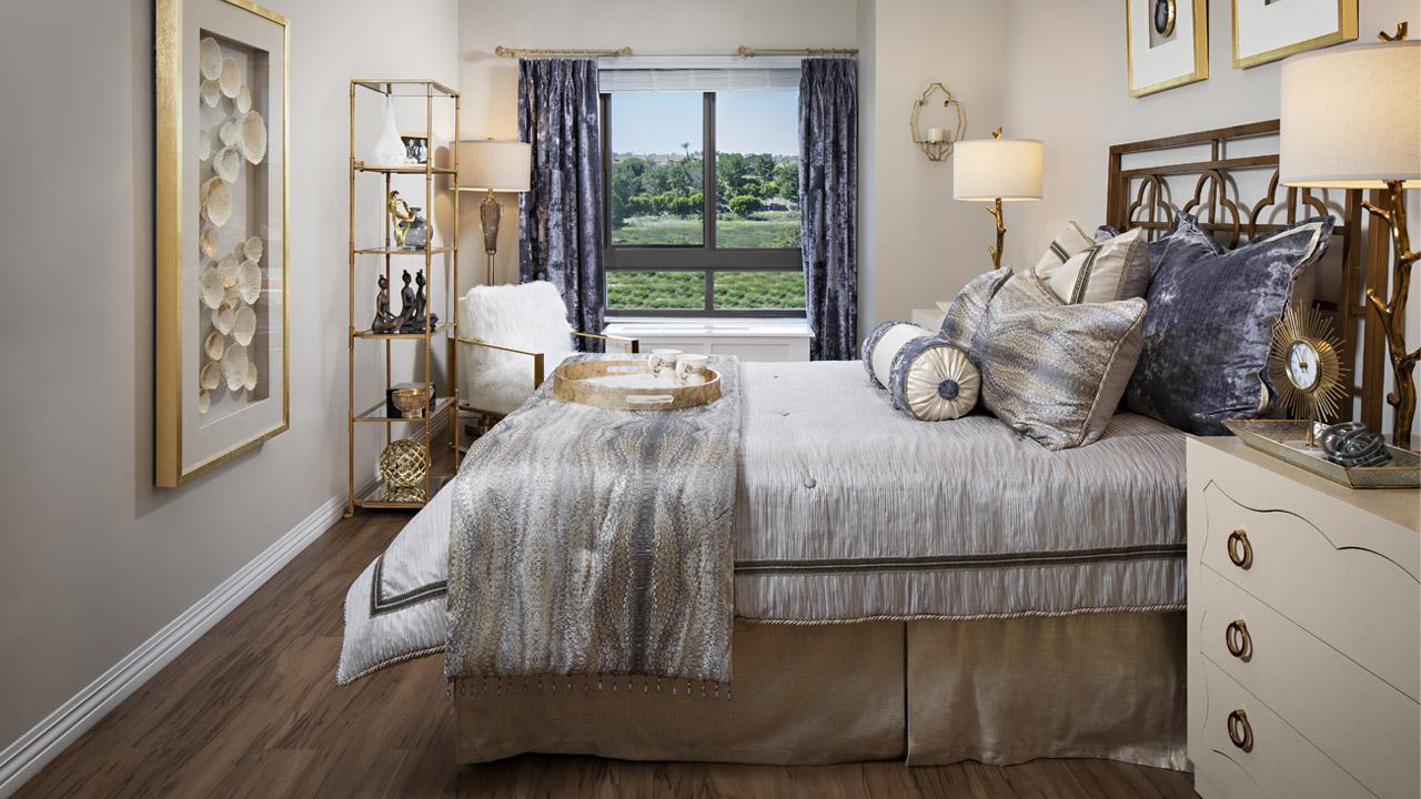 Model Bedroom 3