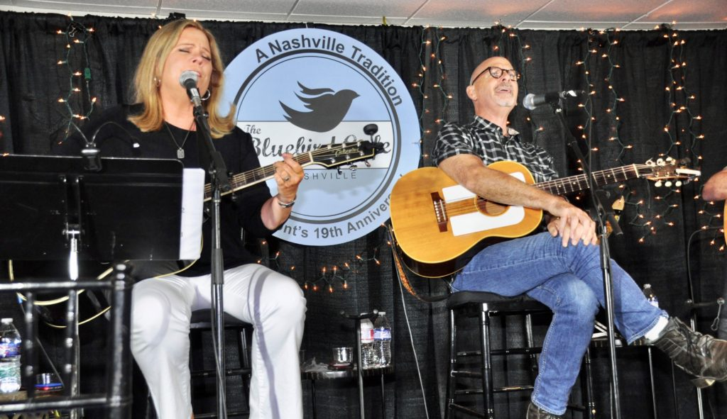 Bluebird at Belmont Fundraiser