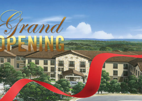 Save the Date: Grand Opening Belmont Village Lakeway