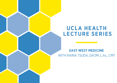 UCLA Health Lecture Series