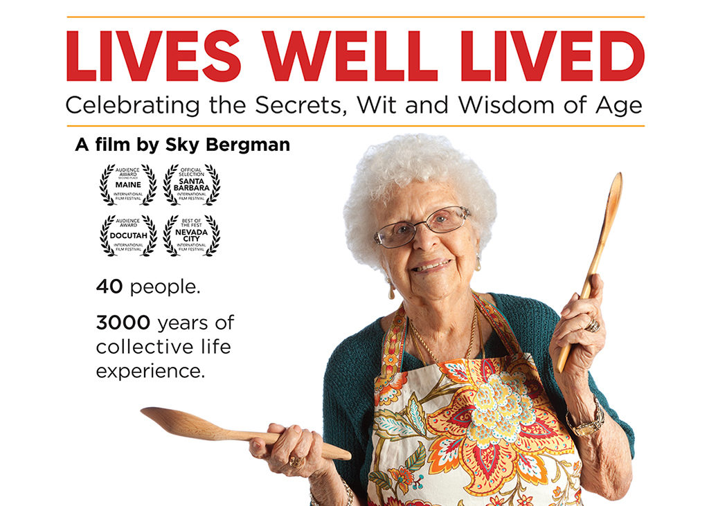 Lives Well Lived - Celebrating the Secrets, Wit and Wisdom of Age