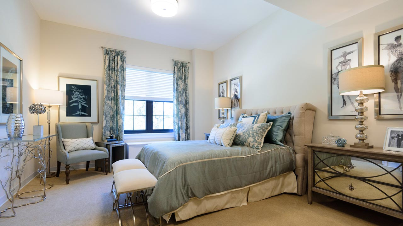 Lakeway - Bedroom
