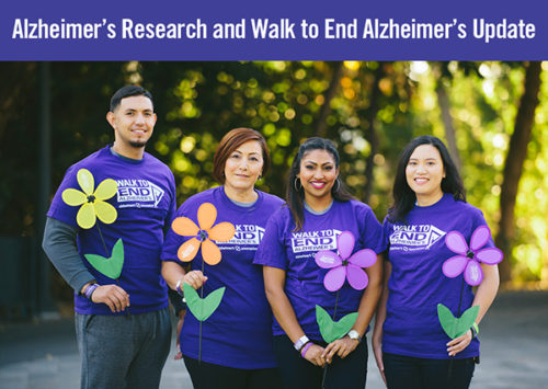Walk to End Alzheimer's with Belmont Village