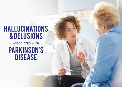 Hallucinations & Delusions Associated With Parkinson's Disease