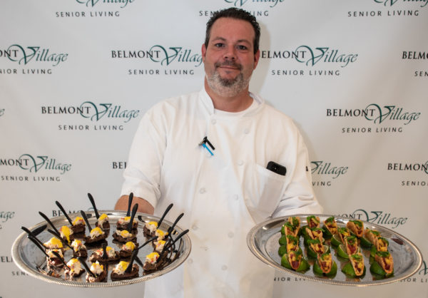 BELMONT VILLAGE LAKEWAY AND ITS AWARD-WINNING CHEF SERVE UP UNRIVALED CULINARY DELIGHTS FOR RESIDENTS
