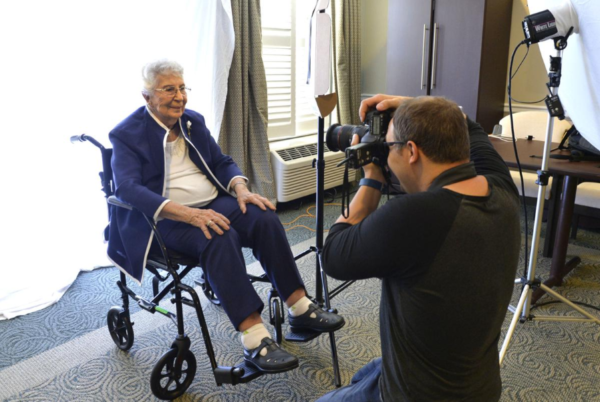 PENINSULA-AREA WAR VETERANS HONORED WITH PHOTO GALLERY AT BELMONT VILLAGE