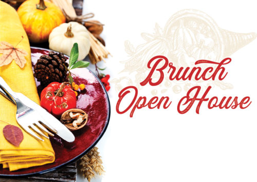 Brunch Open House