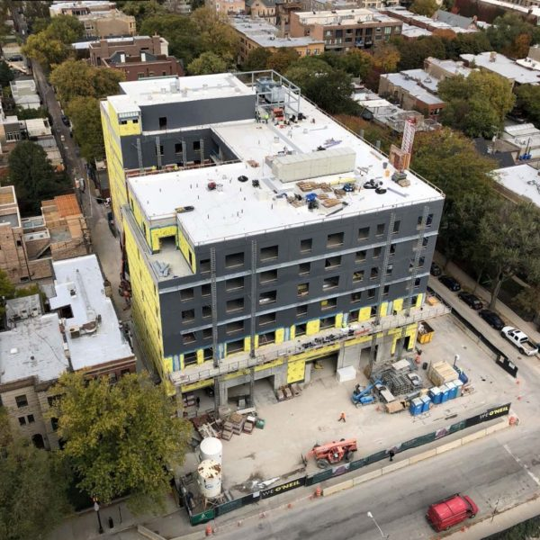 Lincoln Park Construction Updates