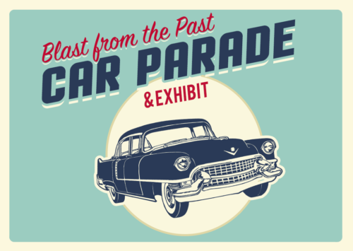 Blast from the Past Car Parade & Exhibit