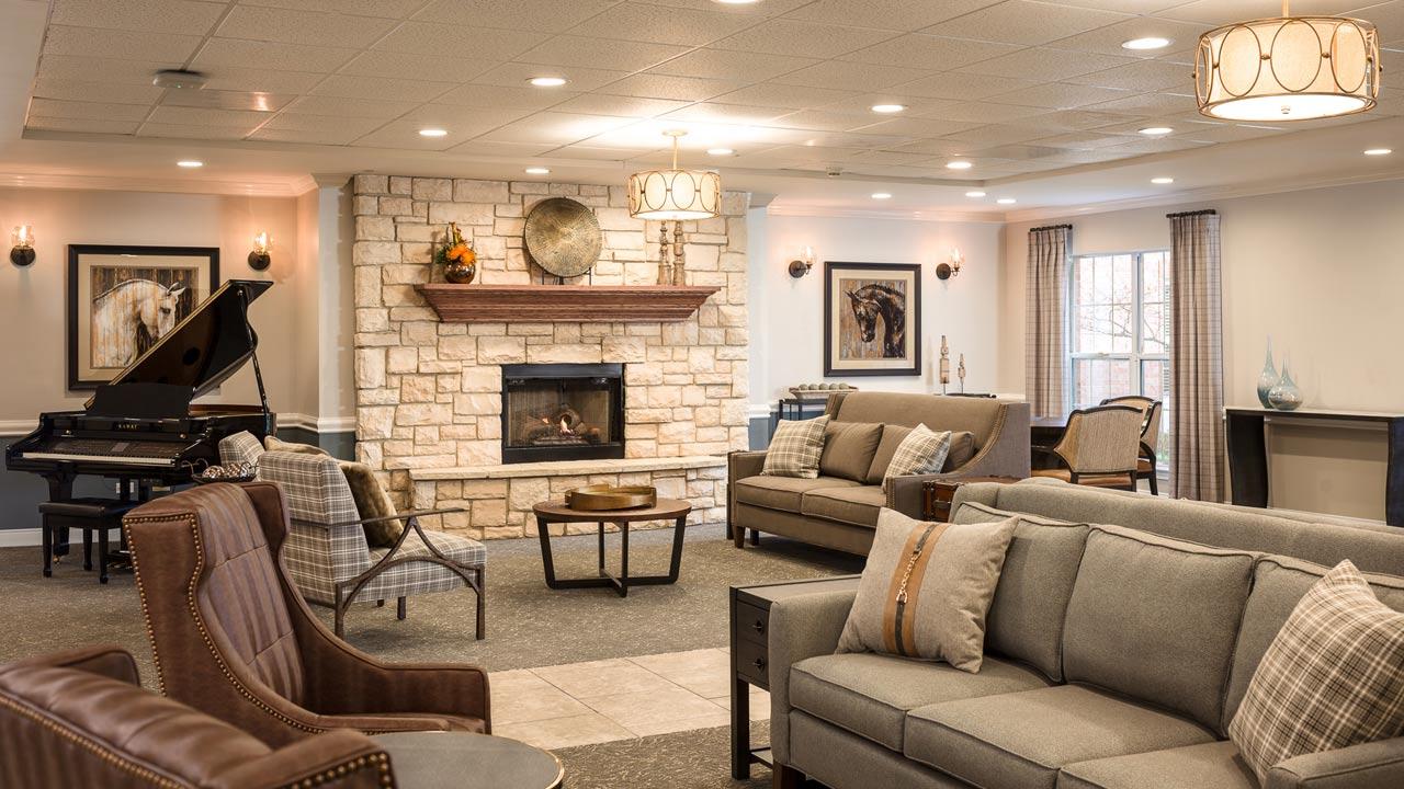 Buffalo Grove - Great Room