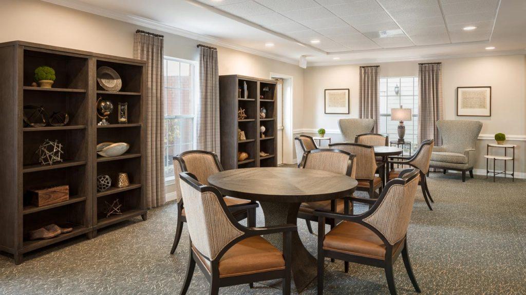 Buffalo Grove - Library