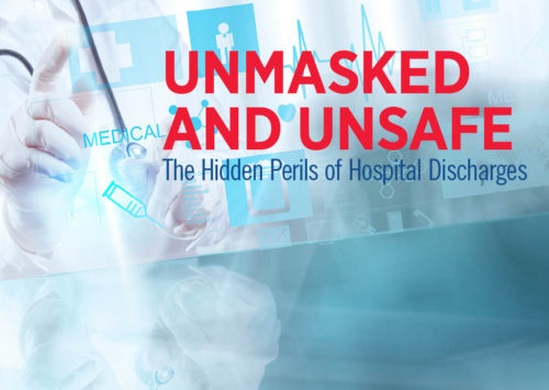 UNMASKED AND UNSAFE: The Hidden Perils of Hospital Discharges
