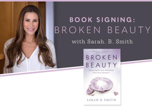 Book Signing: Broken Beauty with Sarah B. Smith