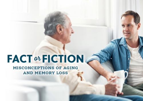 Fact or Fiction: Misconceptions of Aging and Memory Loss