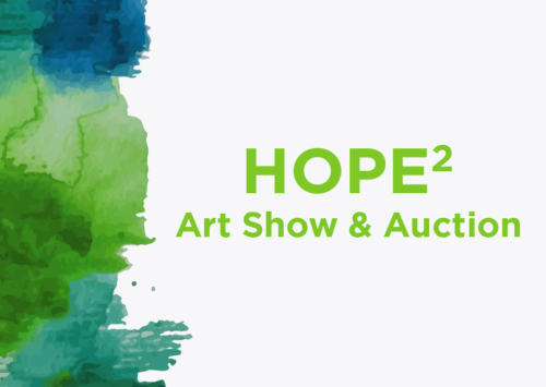 Hope Squared Art Show & Auction