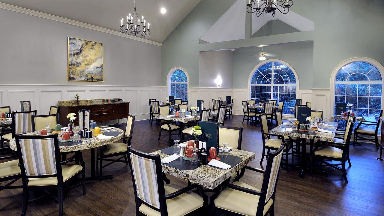 Buckhead - Dining Room