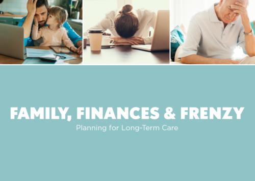Family, Finances & Frenzy