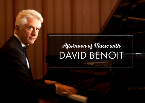 Afternoon of Music with David Benoit