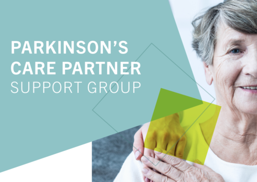 Parkinson's Care Partner Support Group
