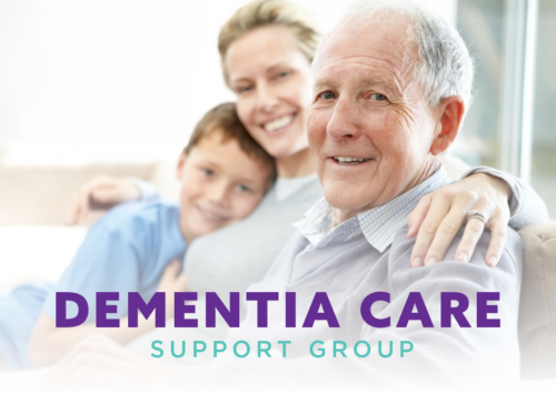 Dementia Care Support Group