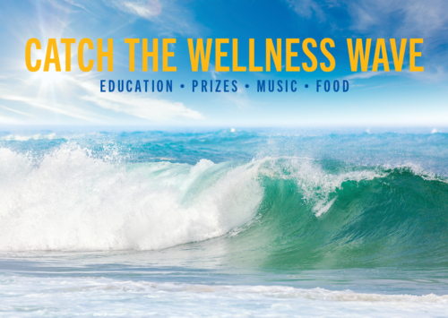 Catch The Wellness Wave