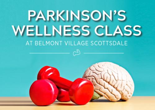 Parkinson's Wellness Class