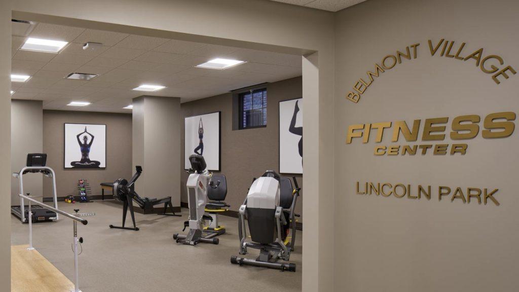 Lincoln Park - Fitness Center