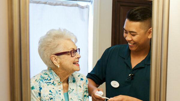 Assisted Living Jobs Belmont Village Senior Living