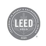 LEED - Gold 2020