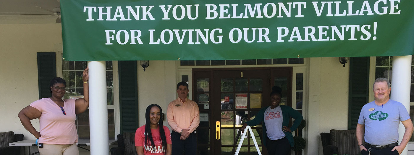 Belmont Village, A Place to Thrive