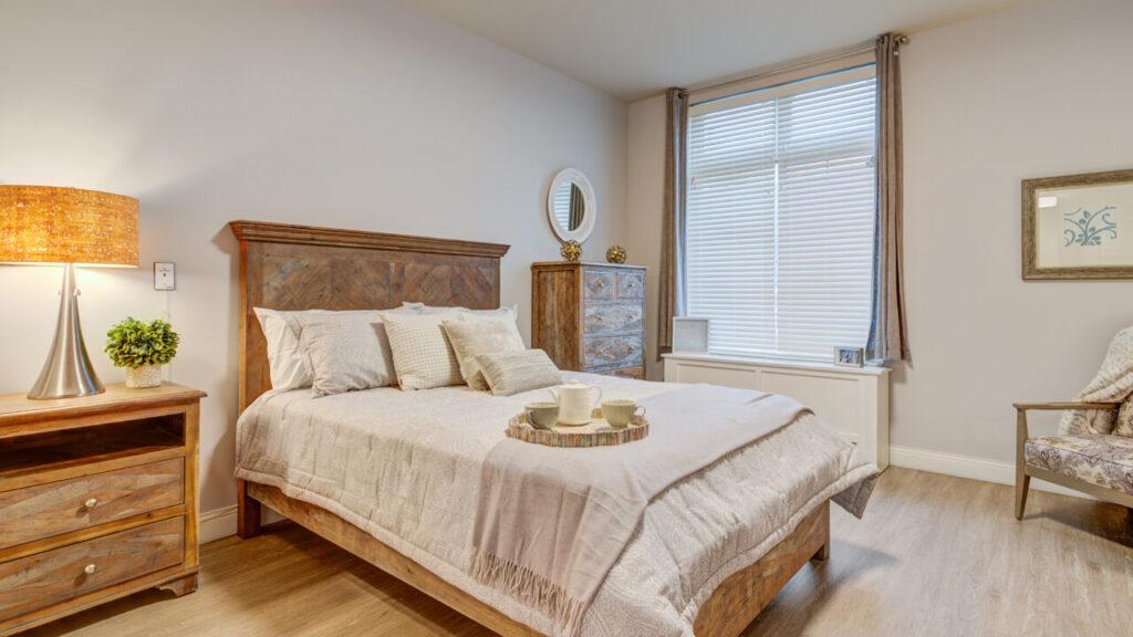 Hunters Creek - Bedroom