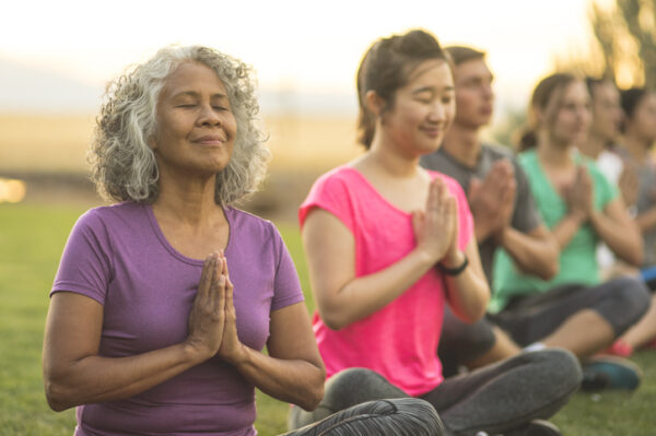 Mindfulness - Finding balance in retirement
