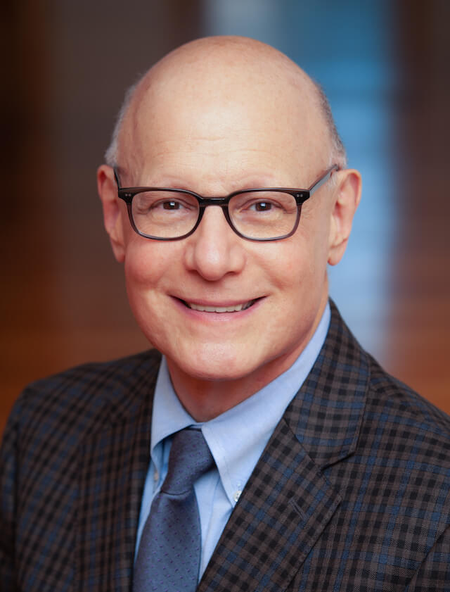 Headshot of Dr Paul Chafetz